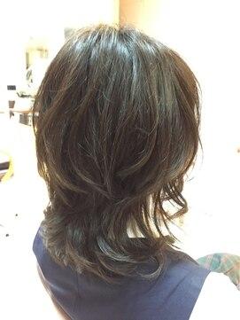 ヘアー クエンチ オッティス(hair quench ottis)イチオシウルフ