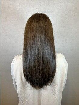 美髪のとりこの写真/その場限りのケアから卒業しませんか?研究機関のエビデンスを得た毛髪復元システムで髪の根本から美しく。