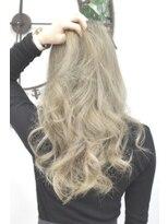 ヘアーサロン エール 原宿(hair salon ailes)(ailes原宿)style304 パールブロンド