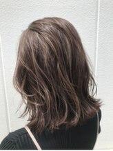 ポッシュ 原宿店(HAIR&MAKE POSH)ハイライトカラー