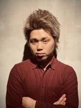 メンズヘアースパイス 本庄(Mens Hair SPICE)井手 大吾