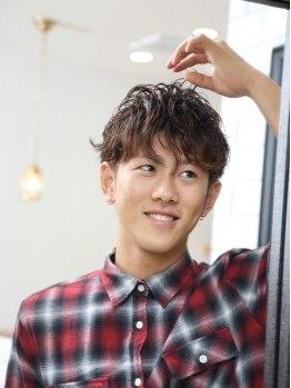 ヘアーズヨシオカ(HAIR'S YOSHIOKA)の写真/共通しているのは《かっこよさ》だけ。年代問わず愛されるメンズスタイルなら【HAIR'S YOSHIOKA】で決まり!