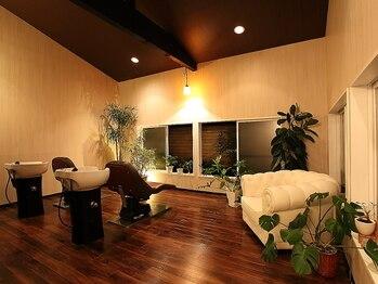 ティロワール(tiroir)の写真/カントリーモダン・フランス民家をイメージのこだわりのインテリア空間サロンで癒しのくつろぎを♪♪