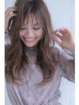 ジーナフクオカ(Zina FUKUOKA)Zina☆大人かわいいグレージュロング2