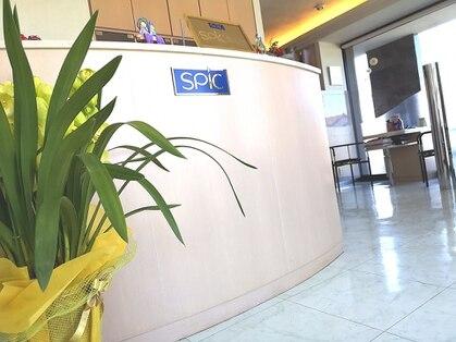 SPIC Salon 岐阜白菊店