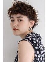 ラレイ(Lalei)【ささきまさき】髪質改善カット+ベージュカラー+毛先パーマ