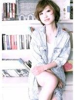 LAUREN☆モテふわShort STYLE♪tel0112328045
