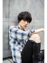 インシ(h&m insi)【insi】黒髪カールマッシュ