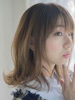 オジコ(ojiko)☆月曜営業☆【ojiko.】オトナ女性の外ハネミディアムボブ