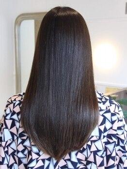 コト(coto)の写真/自然にまっすぐは当たり前。cotoは髪質改善コースで手触りの良さとダメージレスにこだわります。