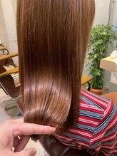 ~9種類の天然アミノ酸のパワー~perfumeオリジナル極潤『素髪』シルクトリートメント