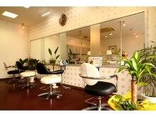 ヘアーサロン マーヤ(Hair Salon MA YA)の雰囲気(ご家族でご一緒にお越しください)
