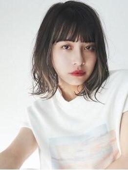 ヘアサロンガリカアオヤマ(hair salon Gallica aoyama)の写真/『髪質改善カラー+ケアブリーチ』の組み合わせで、ダメージレス&アナタに似合うカラーを提案☆