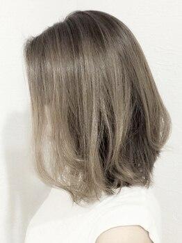 ローグヘアー 板橋AEON店(Rogue HAIR)の写真/『Rogue HAIR』のヘアカラーは質・持ち・発色の良さ◎似合わせカラーで『大人可愛い』をお届けします♪
