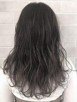 アールプラスヘアサロン(ar+ hair salon)ハイライト*ヌーディーグレージュ