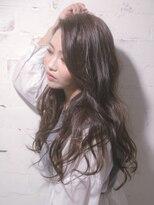 ガレットウメダ(GALETTE UMEDA)#モテ髪パーマ#モノトーンアッシュ#美髪ケア#ガレット梅田