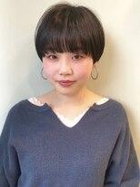 アクシス ナゴヤ(AXIS NAGOYA)'AXIS EMIKA【マッシュショート】