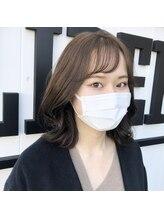 リバティー(LIBERTY)韓国風ヘア