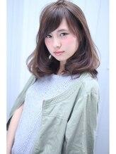 ウィッシュ ヘアー(Wish Hair)【Wish Hair】小顔エアリーロブ