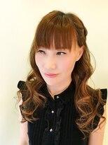 ヘアーアンドメイク ポッシュ 日暮里店(HAIR&MAKE POSH)Holiday of the young lady