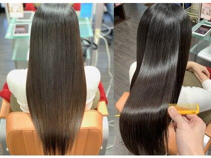 髪質改善ヘアエステサロン ラフォンテ(La fonte)の写真