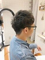 ルルカ ヘアサロン(LuLuca Hair Salon)LuLucaお客様☆スナップ メンズショートヘア