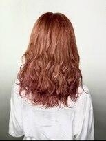 ソース ヘア アトリエ 京橋(Source hair atelier)【SOURCE】ネオアプリコット