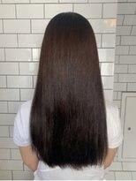 レガーレ(Legare)[髪質改善]酸性ストレートロング