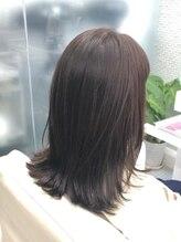 クレアトゥールウチノ(CREATEUR Uchino)『外ハネスタイル♪』ー髪質改善ー
