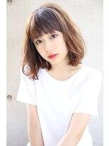 【SeeK NEXT】ニュアンスカール×ボブ