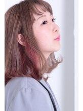 ピースヘアサロン(PEACE hair salon)☆人気のインナーカラー☆
