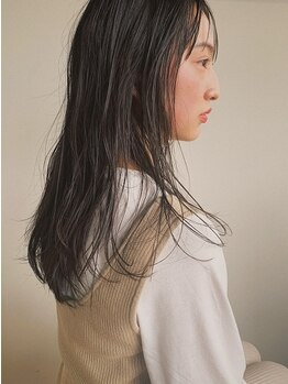 ビコ(bico)の写真/ふわり、心まで弾む髪。