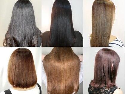 フレア ヘア サロン(FLEAR hair salon)の写真