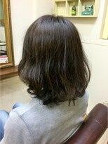 ファシオ ヘア デザイン(faccio hair design)アッシュグレイ