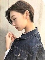 レア 渋谷(Le'a)【染谷直樹】大人可愛い横顔美人耳掛けショート☆