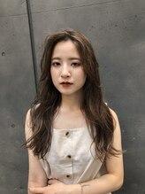ニューヨークニューヨークドットシーオー なんばパークス店(NYNY.co)韓国っぽ大人ロングヘア