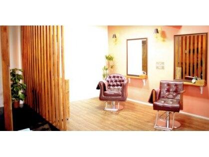 ヘアラウンジ ギフト(Hair Lounge GIFT)の写真