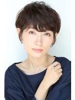 ヘアーメイク リアン 新田辺店(Hair Make REAN)◆REAN 京田辺/新田辺◆大人綺麗なショートのパーマスタイル