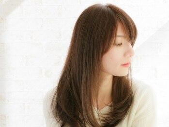 ポピー(POPII)の写真/あなたの大切な髪や頭皮に優しい商材を取りそろえ◎大人女性の髪へのダメージを最小限に抑えて艶髪に♪