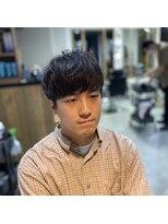 メンズサロン ウエストサイドカットクラブ(Men's West Side Cut Club)shimizu style 3
