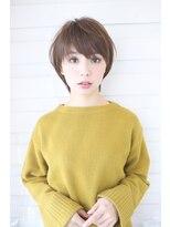 sanctuary☆大人ヘルシーショートスタイル