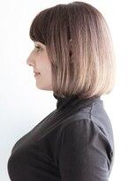 パティオン(PATIONN)30代40代からミセスまでつやと潤いストレート美髪で若見えボブ