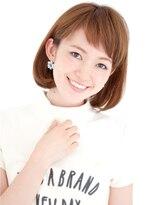 リビングユー(Livingu you)40代50代ミセスにオススメお洒落眉上前髪上品似合わせカットボブ