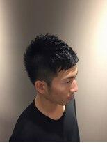 黒髪×ソフモヒ