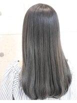 【ONE HAIR】重たくないのに艶が出る☆ラベンダーグレージュ