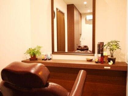 個室ヘアーサロン ヘアーポム(HAIR Pom)の写真