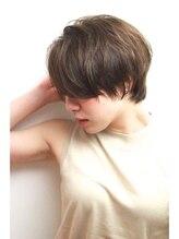 レンジシアオヤマ(RENJISHI AOYAMA)ブラウンマッシュ