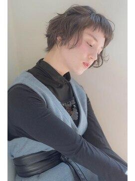 アビキュー(abiquiu)【abiquiu】ショート簡単アレンジ(板花絵里)