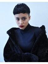 【OREO.】モダンショートヘア #黒髪カタログ