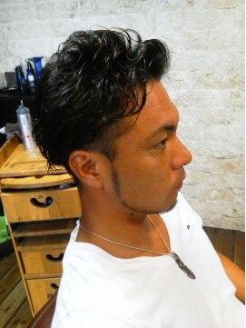 ヘアメイク 健(Hair Make Ken) ワイルドパーマ